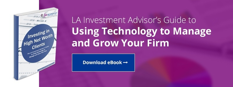 LA Investment Advisor ebook