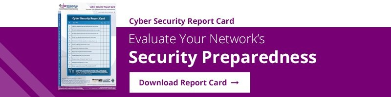 Download Your Free Cyber Security Report Card