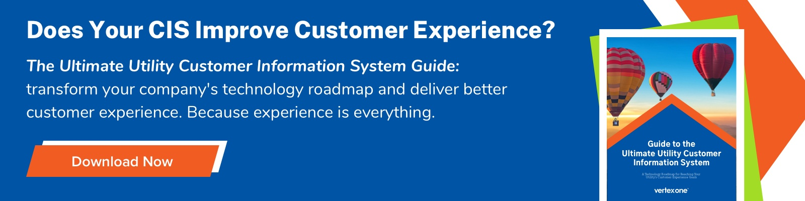 Download the Ultimate Customer Information System Guide to reach your utility's customer experience goals