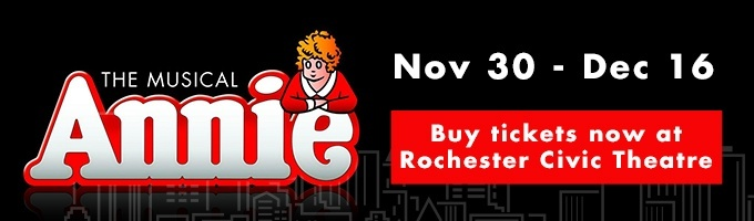 Buy Annie tickets today!