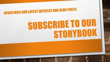 Subscribe to Storybook CTA