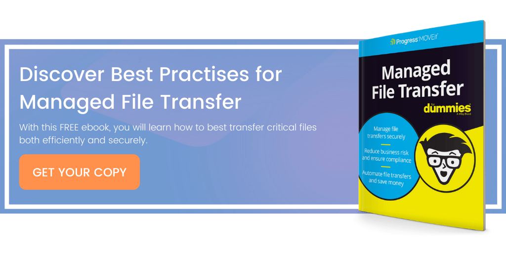 Managed File Transfer for Dummies