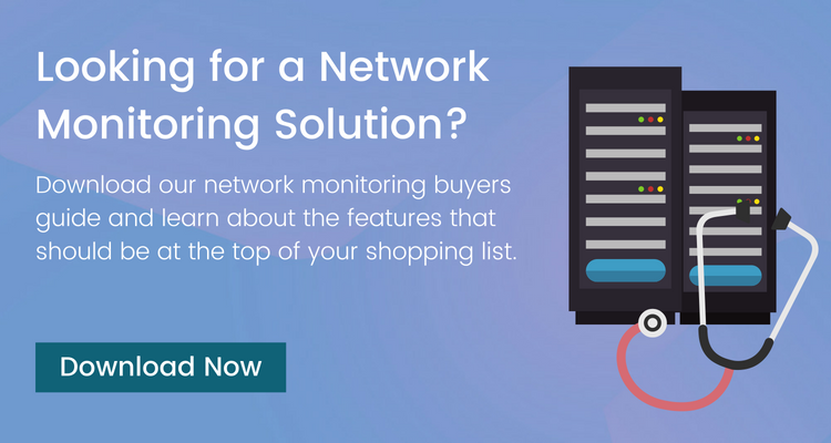 Network Monitoring Solution Buyers Guide