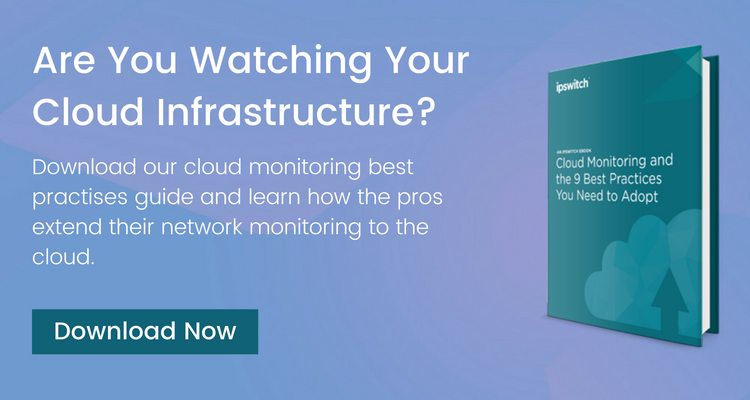 Nine Best Practices for Monitoring Cloud Infrastructure