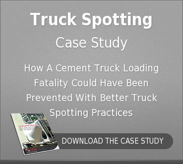 Truck SpottingCase StudyHow A Cement Truck Loading Fatality Could Have Been Prevented With Better Truck Spotting PracticesDOWNLOAD CASE STUDIO