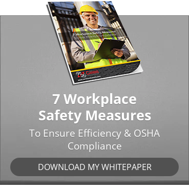 7 Workplace Safety MeasuresTo Ensure Efficiency & OSHA Compliance DOWNLOAD MY WHITEPAPER