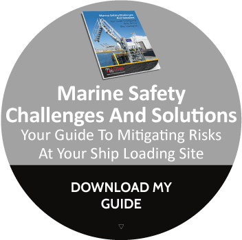 Marine Safety Challenges And Solutions. Your Guide To Mitigating Risks At Your Ship Loading Site. Download My Guide