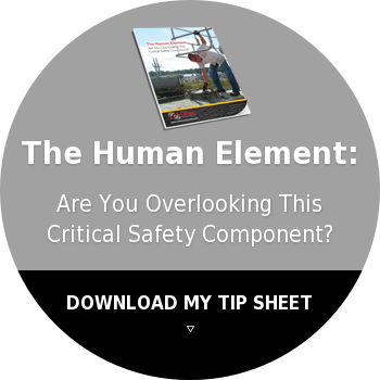 The Human Element:Are You Overlooking This Critical Safety Component?DOWNLOAD MY TIP SHEET