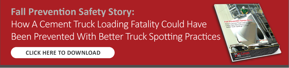 Fall Prevention Case Study On Cement Truck Loading And Truck Spotting