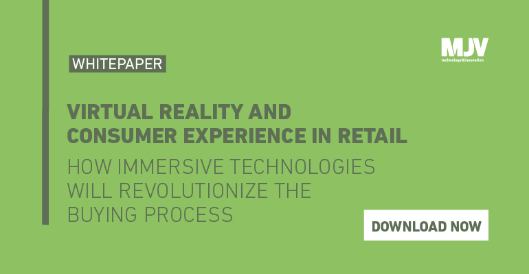 Whitepaper - virtual reality and consumer experience in retail