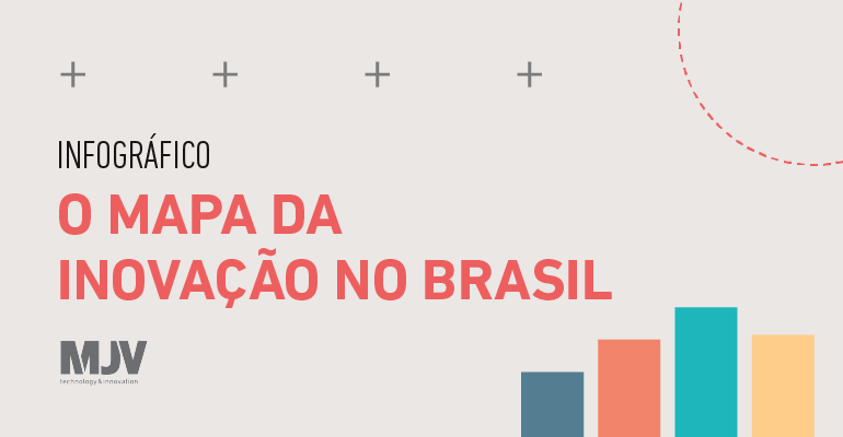O mapa da inovação no Brasil