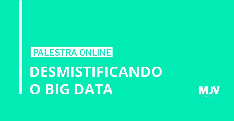 palestra online - desmistificando o big data