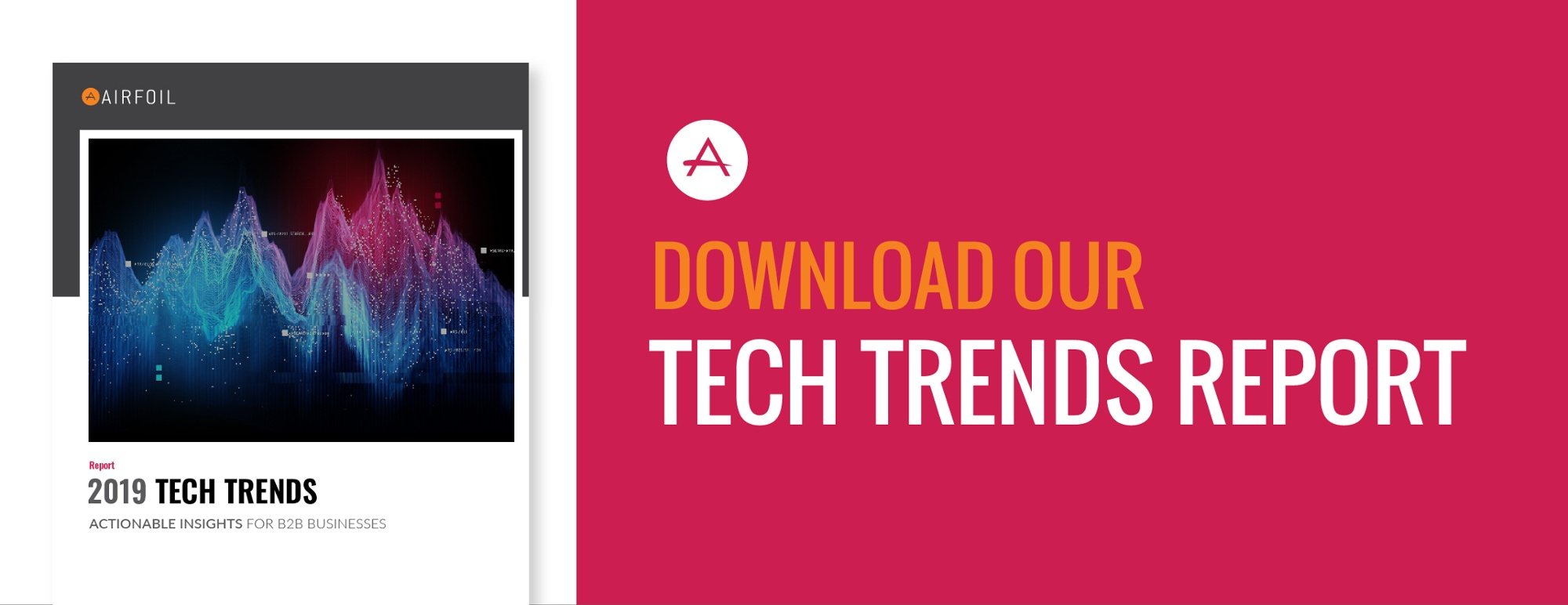 2019 Tech Trends Report