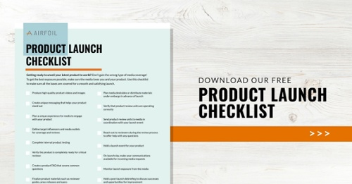 Download Product Launch Checklist