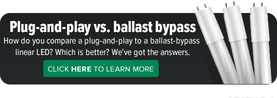 Plug-and-paly vs. ballast bypass - which is better?