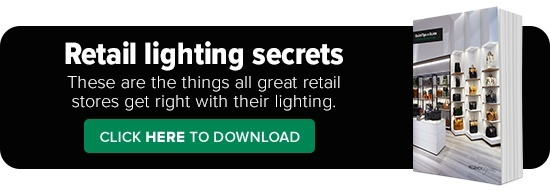 FREE Download: Expert Tips for Retail Lighting Design