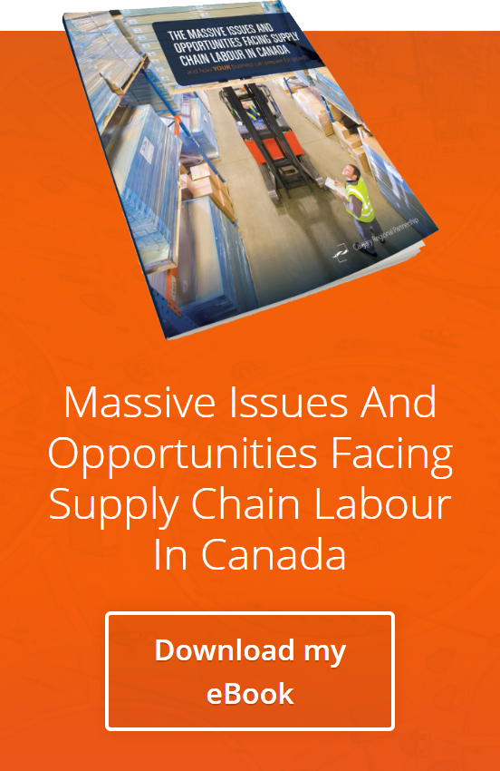Massive issues and opportunities facing supply chain labour in Canada - Call to action