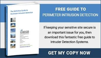 Free guide to perimeter intrusion detection