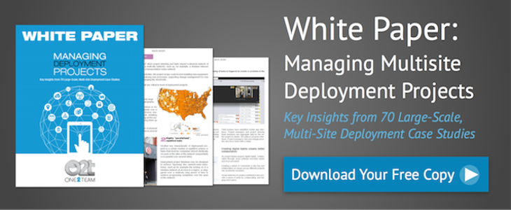 White Paper Managing Deployment Projects Free Download