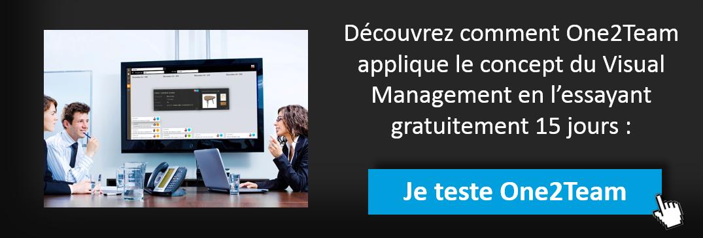 Découvrez l'outil du Visual Management :