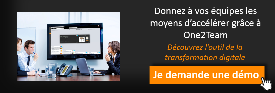 Demandez une démo de la solution retail One2Team