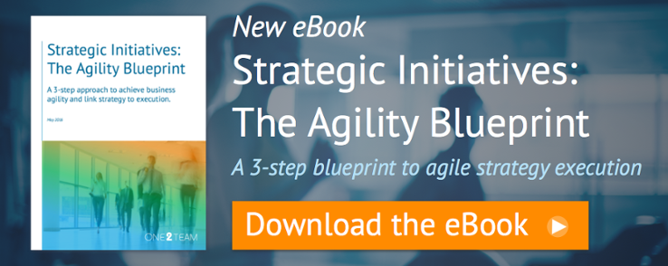 eBook Strategic Initiatives Agility Blueprint