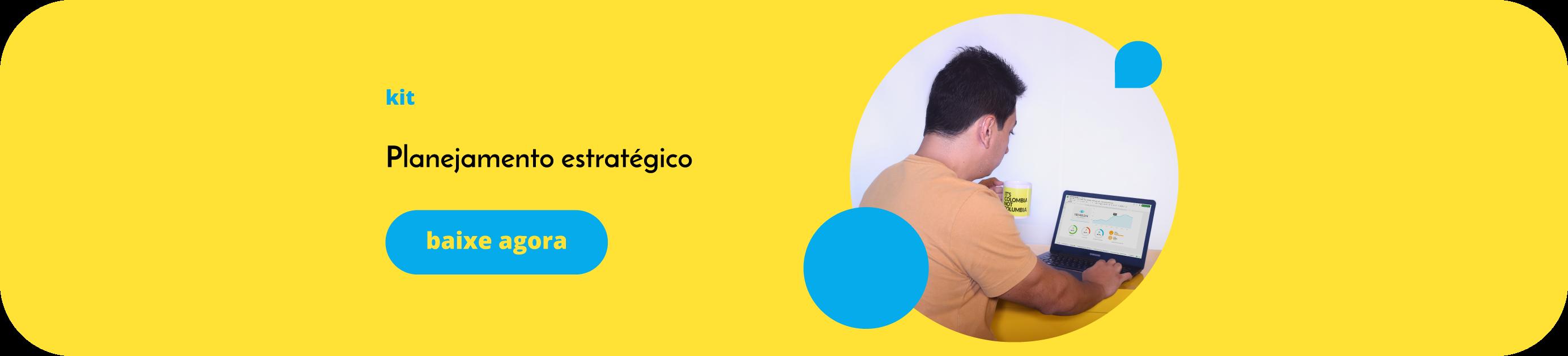 Kit: Planejamento estratégico Sambatech