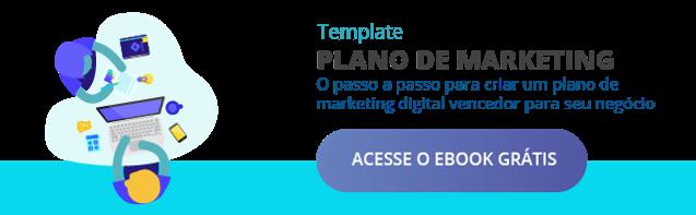 template editável para plano de marketing digital