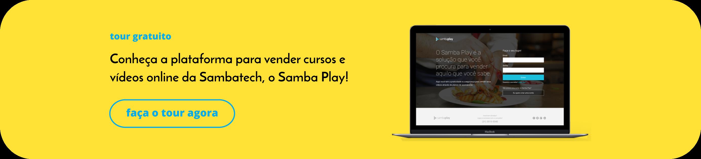 Tour Gratuito Samba Play