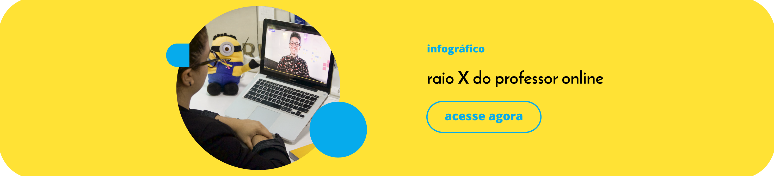 Infografico - Raiox do professor online