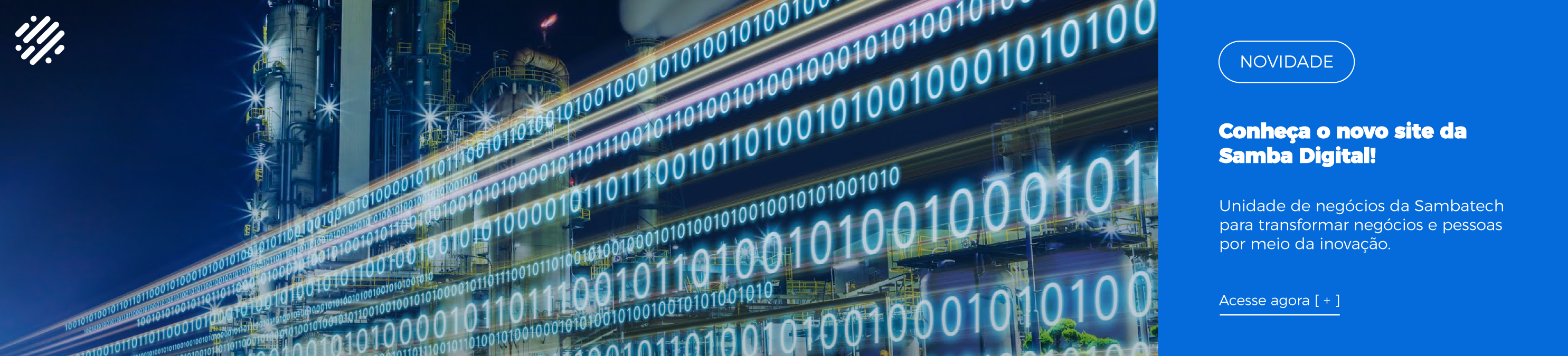 Conheça a Samba Digital   Unidade da Sambatech focada em transformação digital