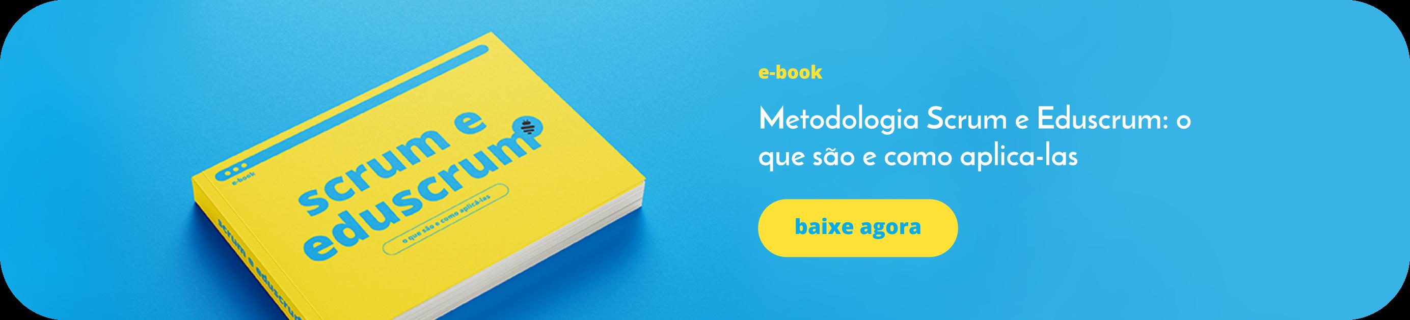 Ebook Scrum e Eduscrum