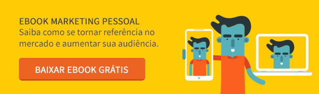 ebook sobre marketing pessoal para divulgar canal de videos