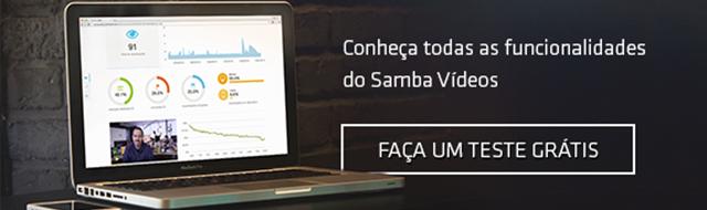 Teste o Samba Videos