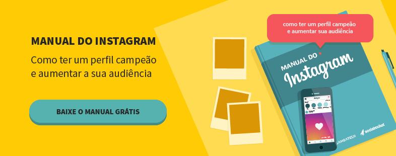 manual para ter um otimo perfil no instagram