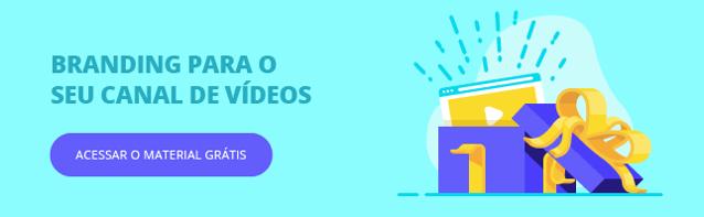 teaser e branding para canal de videos