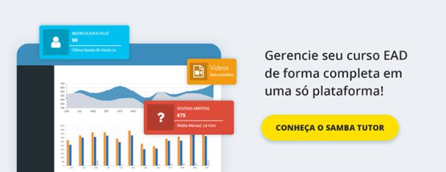 tour do samba tutor | Plataforma EAD da Sambatech