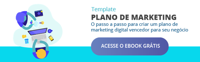 template editável para plano de marketing digital