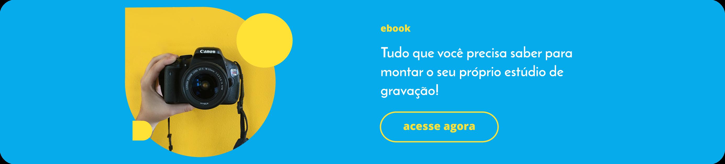 E-book - Montar Estúdio de Gravação - Sambatech