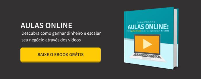 ebook para aprender a dar aulas online