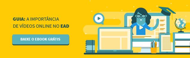 importância dos vídeos para o sistema EAD de ensino