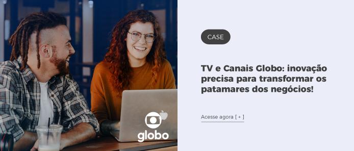 Case Globo Samba Digital