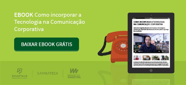tecnologia na comunicacao corporativa
