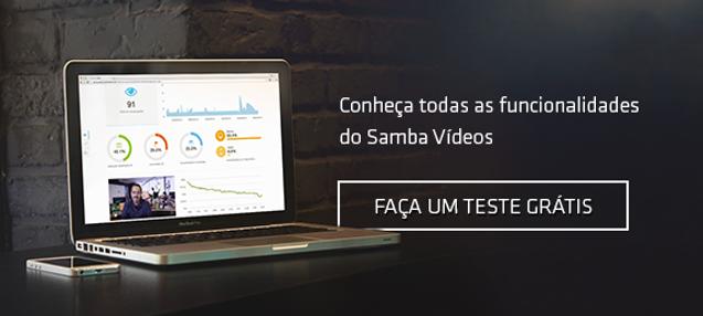 teste samba videos
