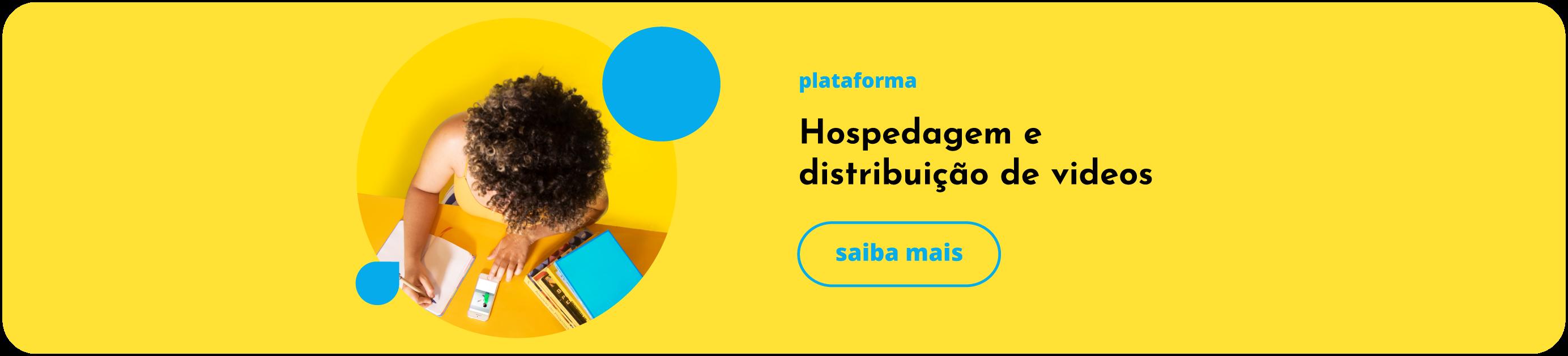 Plataforma de Hospedagem e Distribuição de Vídeos Sambatech