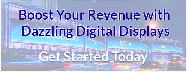 Boost Your Revenue with Dazzling Digital Displays