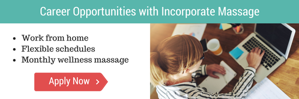 Work with Incorporate Massage