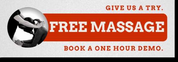 Free Corporate Massage Demo