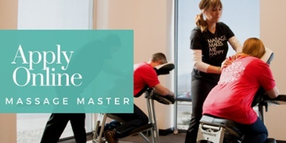Massage Master Massage therapy scholarship