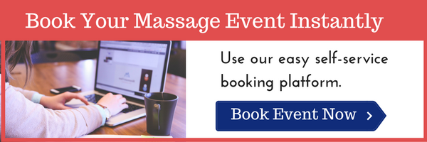 schedule a massage event